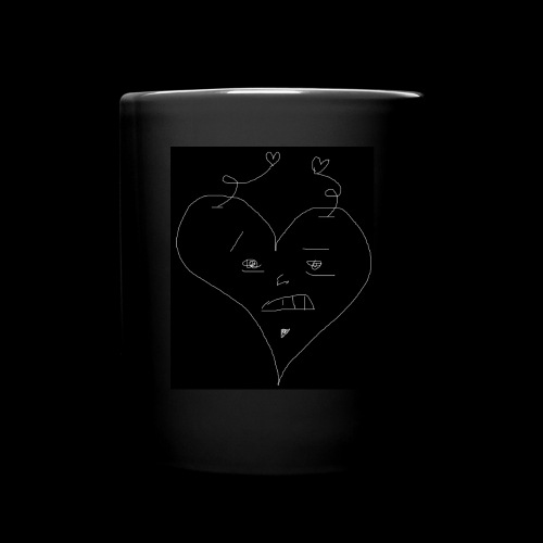 Heart Man Mug - Full Color Mug
