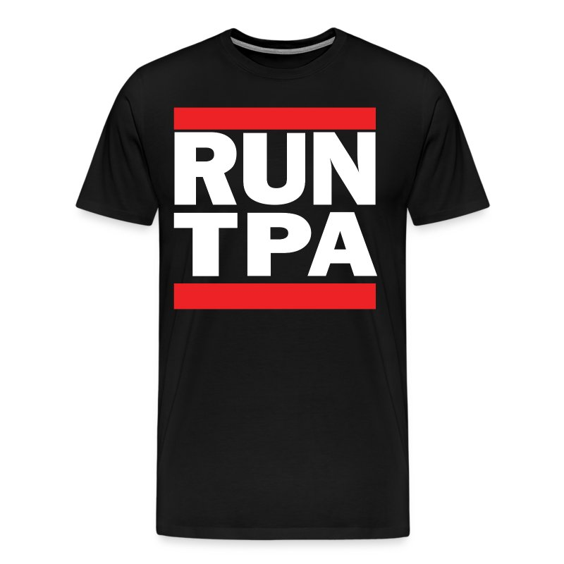 RUN TPA T-Shirt - Men's Premium T-Shirt