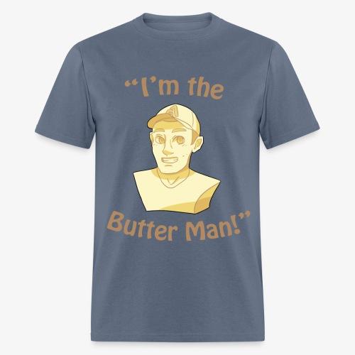butter man - Men's T-Shirt