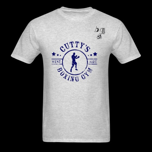Cutty's Gym - Men's T-Shirt