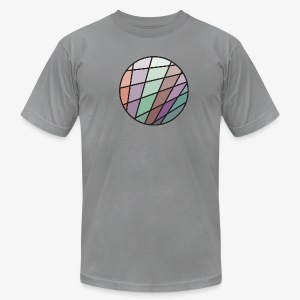 Matrix Window - Men's American Apparel - Men's T-Shirt by American Apparel