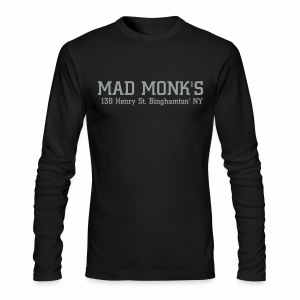 Mad Monk's Long Sleeve Tee - Men's Long Sleeve T-Shirt by Next Level