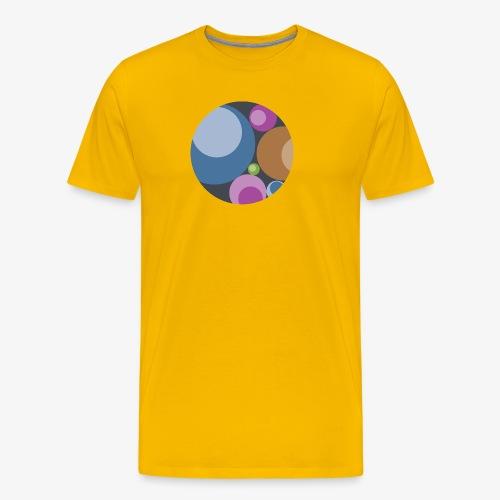 Payful Orbs - Men's Premium - Men's Premium T-Shirt