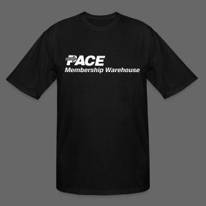 Pace Membership Warehouse - Men's Tall T-Shirt