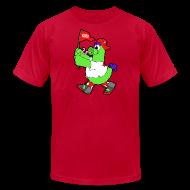 T-Shirts ~ Men's T-Shirt by American Apparel ~ Win LTD