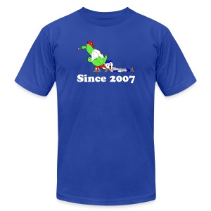 Since 2007 LTD - Men's T-Shirt by American Apparel