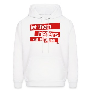 [2NE1] Haters Sit and Stare - Men's Hoodie