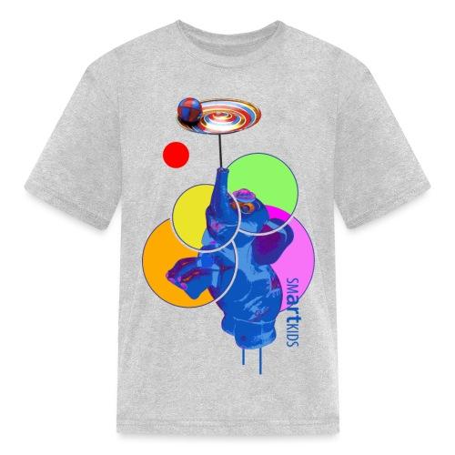 SMARTKIDS - MUMBO JUMBO - front print - s/xl kids - multi colors - Kids' T-Shirt