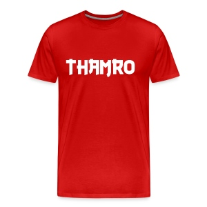 Red Thamro - Men's Premium T-Shirt