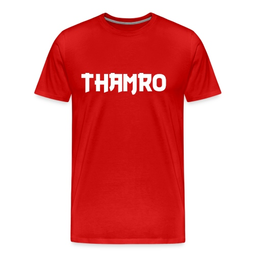 Red Thamro - Men's Premium T-Shirt