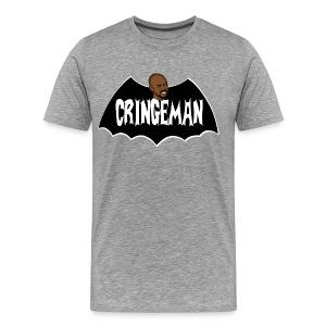 Cringing Omar CringeMan - Men's Premium T-Shirt