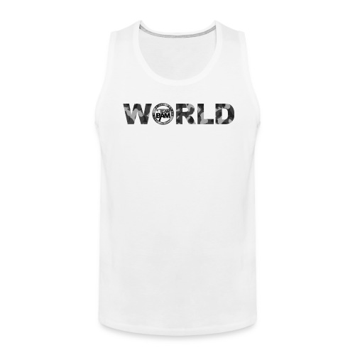 Team BAM - BootCamp Men's Tank Top - Men's Premium Tank