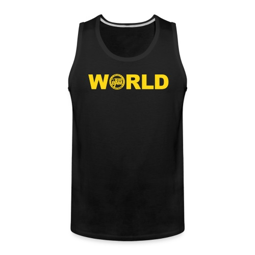 Team BAM - WORLD Men's Tank Top - Men's Premium Tank