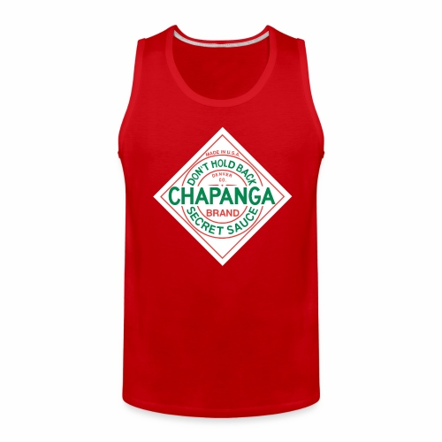 Chapanga Men's Tank Top - Men's Premium Tank