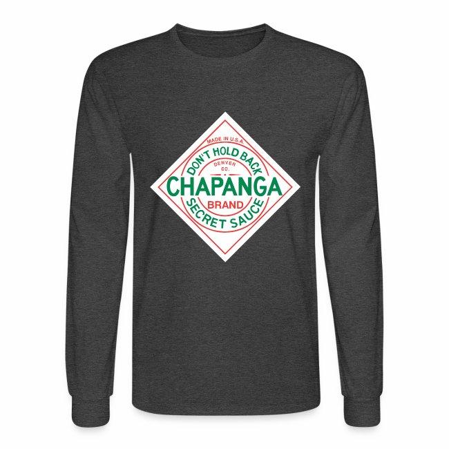 Chapanga Men's Long Sleeve T-shirt