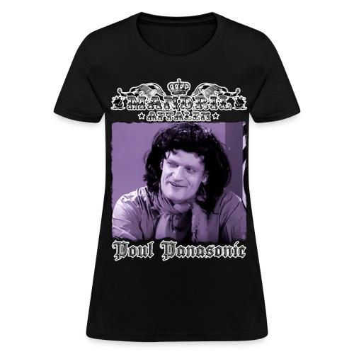 Mandril P P - Women's T-Shirt