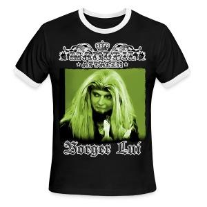 Mandril Borger L - Men's Ringer T-Shirt
