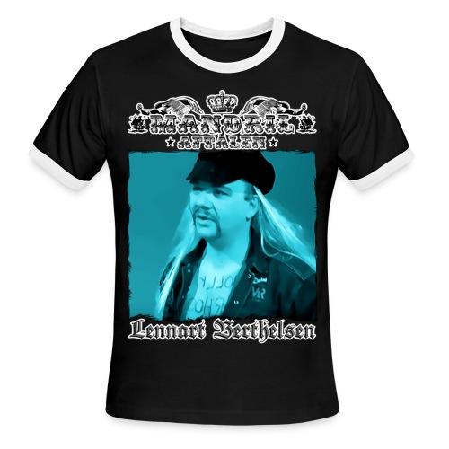 Mandril L Berthelse - Men's Ringer T-Shirt