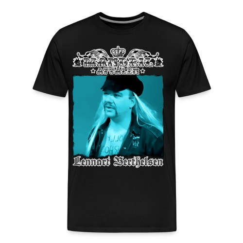 Mandril L Berthelse - Men's Premium T-Shirt