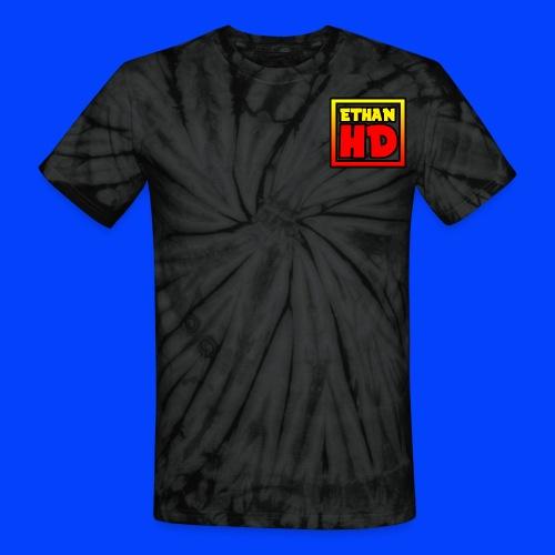EthanHD Square Shirt - Unisex Tie Dye T-Shirt