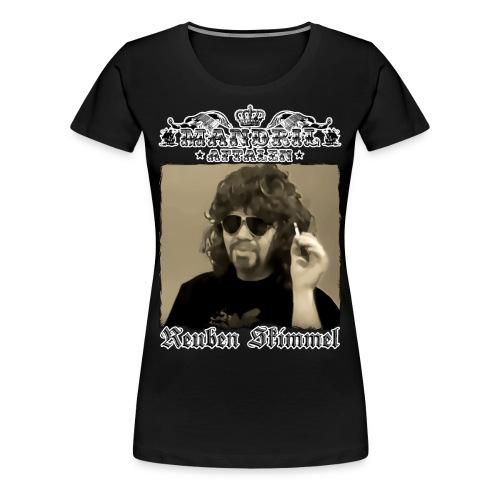 Mandril R Skimmel - Women's Premium T-Shirt