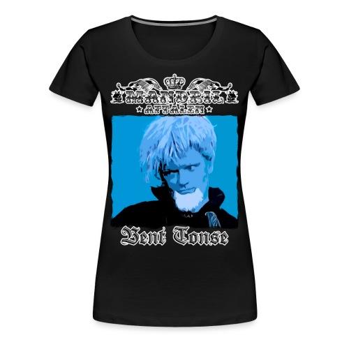 Mandril Bent Tonse - Women's Premium T-Shirt