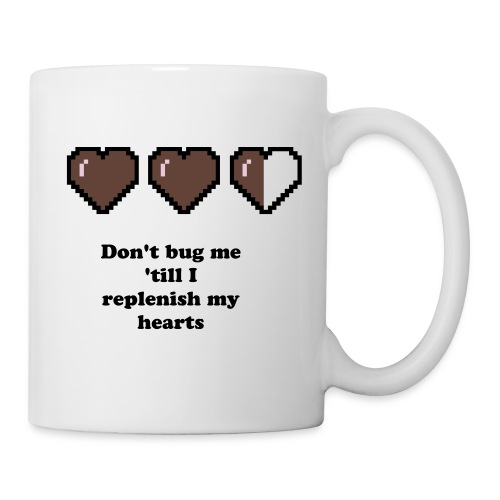Heart Cofee - Coffee/Tea Mug