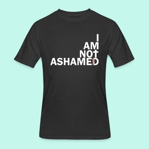 Not Ashamed - Men's 50/50 T - Men's 50/50 T-Shirt