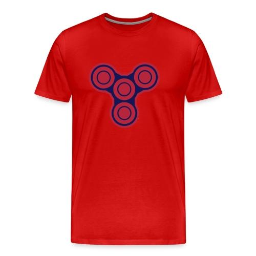 Fidget Spinner  - Men's Premium T-Shirt