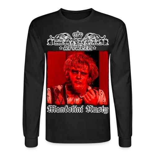 Mandril M Rusty - Men's Long Sleeve T-Shirt