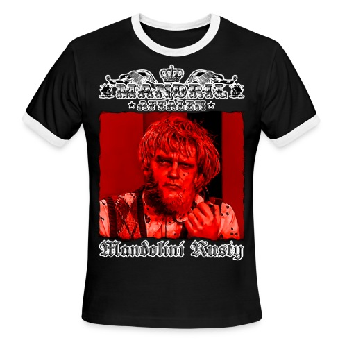 Mandril M Rusty - Men's Ringer T-Shirt