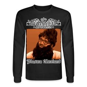 Mandril Plasma Amelund - Men's Long Sleeve T-Shirt
