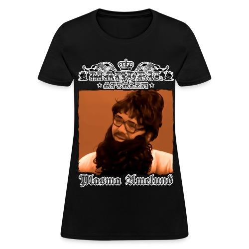 Mandril Plasma Amelund - Women's T-Shirt