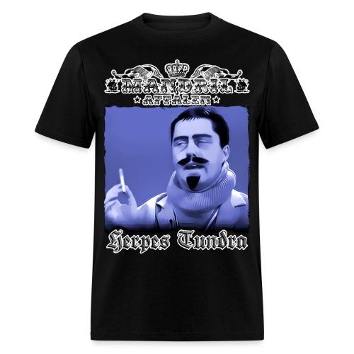 Mandril Herpes Tundra - Men's T-Shirt