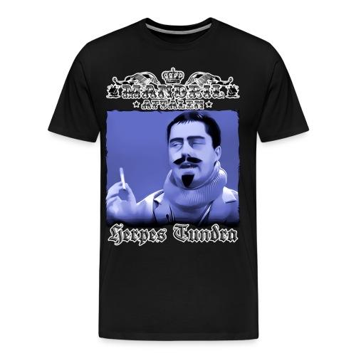 Mandril Herpes Tundra - Men's Premium T-Shirt