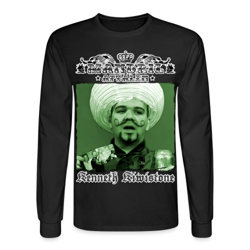 Mandril K Kiwistone - Men's Long Sleeve T-Shirt