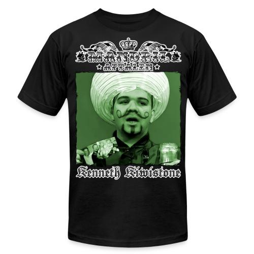 Mandril K Kiwistone - Men's Fine Jersey T-Shirt