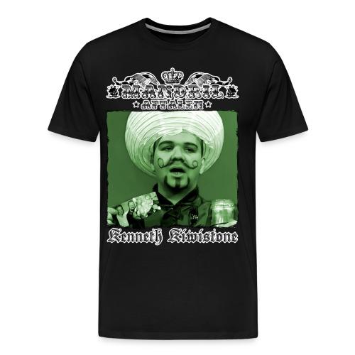 Mandril K Kiwistone - Men's Premium T-Shirt