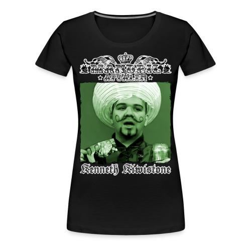 Mandril K Kiwistone - Women's Premium T-Shirt