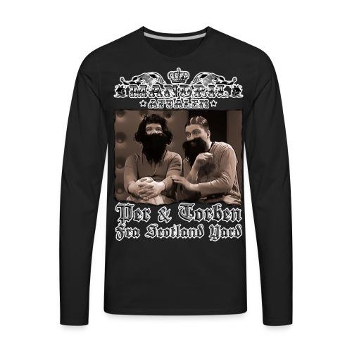 Mandril Per Torben - Men's Premium Long Sleeve T-Shirt