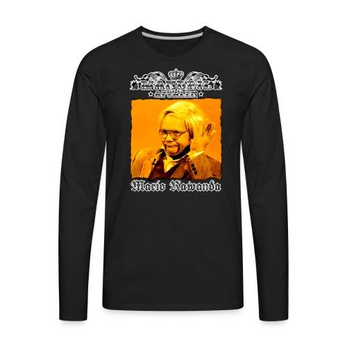 Mandril M Rawanda - Men's Premium Long Sleeve T-Shirt