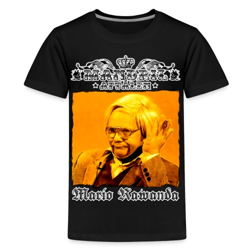 Mandril M Rawanda - Kids' Premium T-Shirt