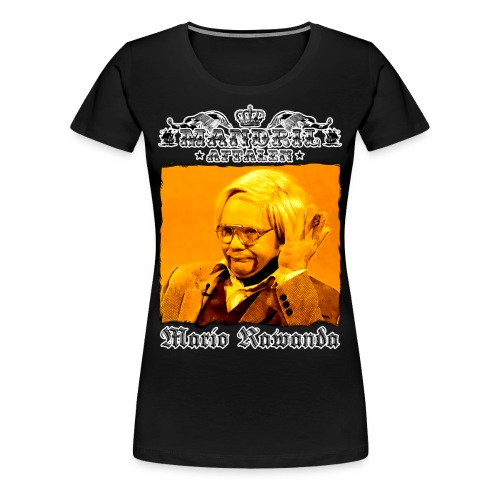 Mandril M Rawanda - Women's Premium T-Shirt