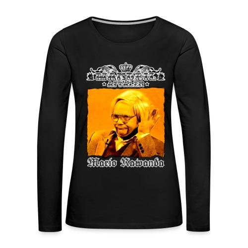 Mandril M Rawanda - Women's Premium Long Sleeve T-Shirt