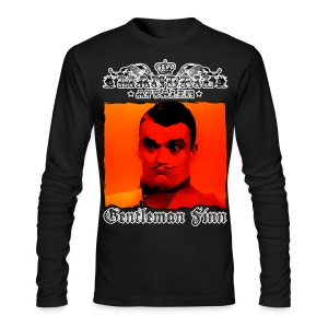 Mandril Gentleman F - Men's Long Sleeve T-Shirt by Next Level