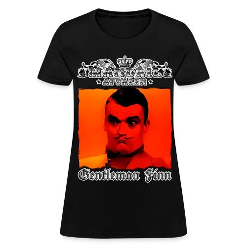 Mandril Gentleman F - Women's T-Shirt
