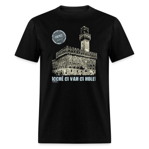 Cities 04 - Men's T-Shirt