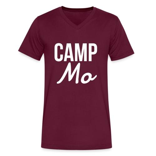 Camp Mo Men's V - Various Colors - Men's V-Neck T-Shirt by Canvas