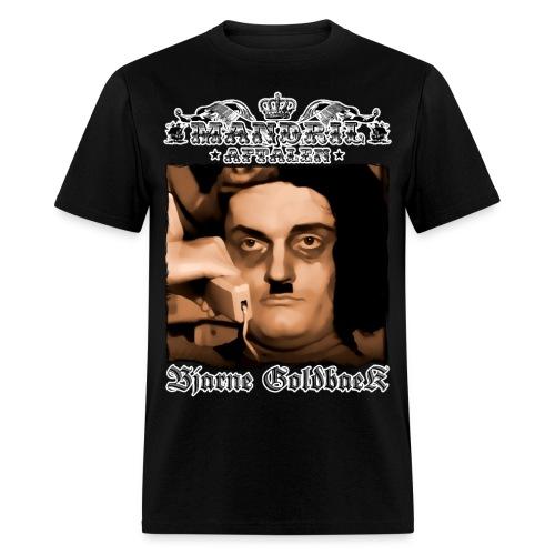 Mandril Bjarne Goldbaek - Men's T-Shirt