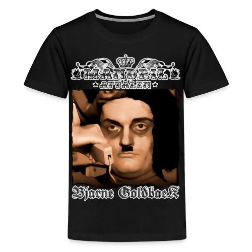 Mandril Bjarne Goldbaek - Kids' Premium T-Shirt